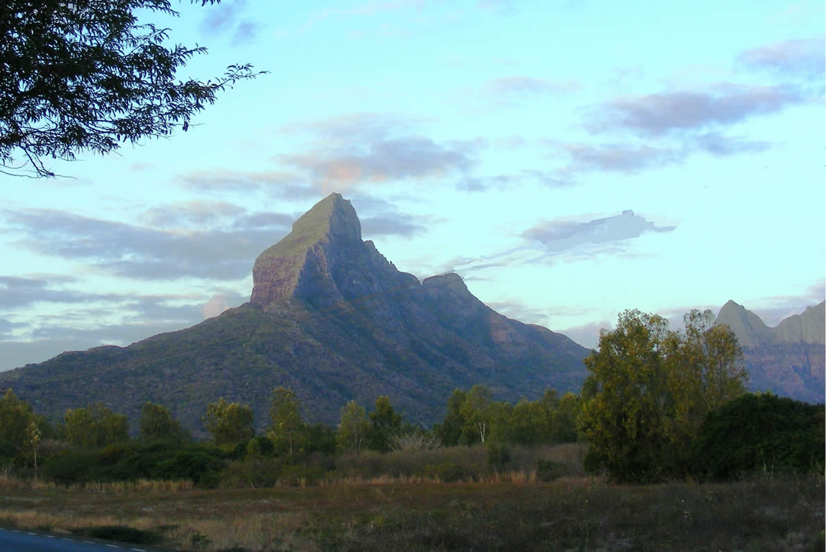 Rempart Mountain
